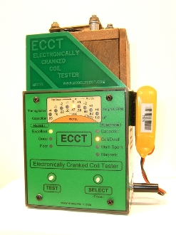 Rechargable Battery For Portable ECCT  Operation