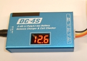 Battery Charger for ECCT Rechargeable Battery